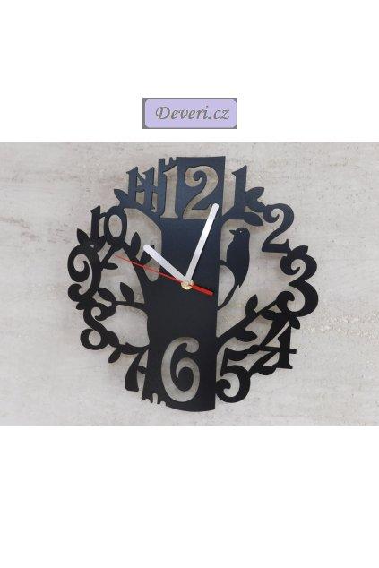 Zegar ścienny DRZEWO Dąb Sonoma Wenge inne 802 1
