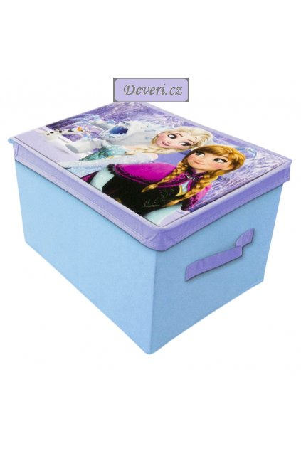 rnc402314 disney frozen foldable storage box wholesale