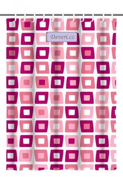 Zasłona Prysznicowa PEVA PE1025A