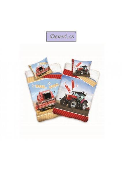 kombain traktor oboustranné