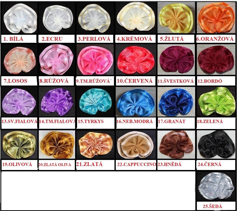 Hotová voálová záclona Andy balkónová terasová 420x230cm různé barvy Barva: růžová