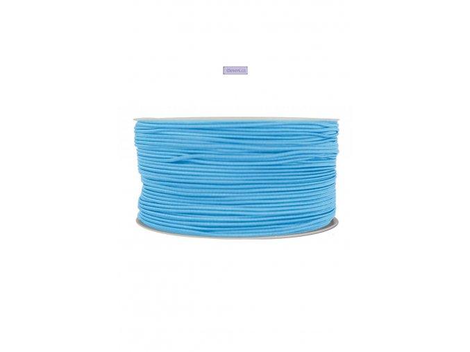 modrá guma