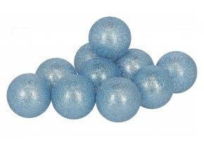 perletové modré