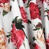 big firana gotowa zaslona kokony lamowka kwiaty L 204 10 3 6