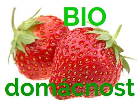 Bio produkty pro domácnost