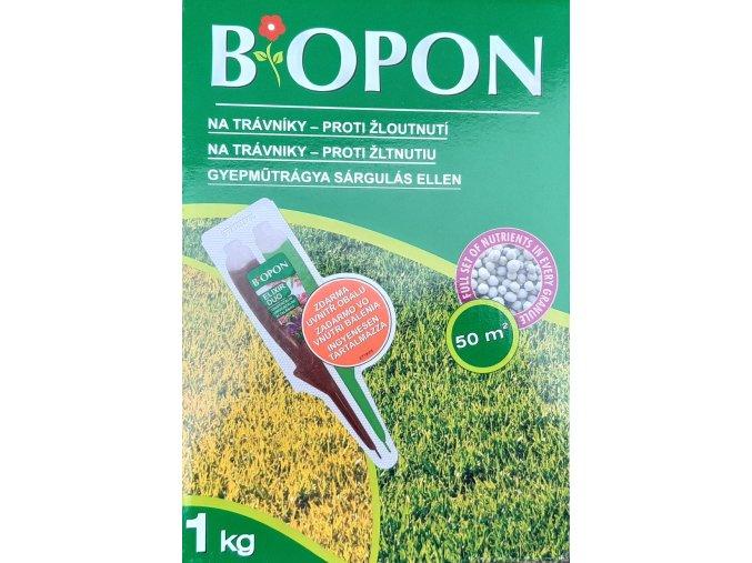 biopon zluty travnik