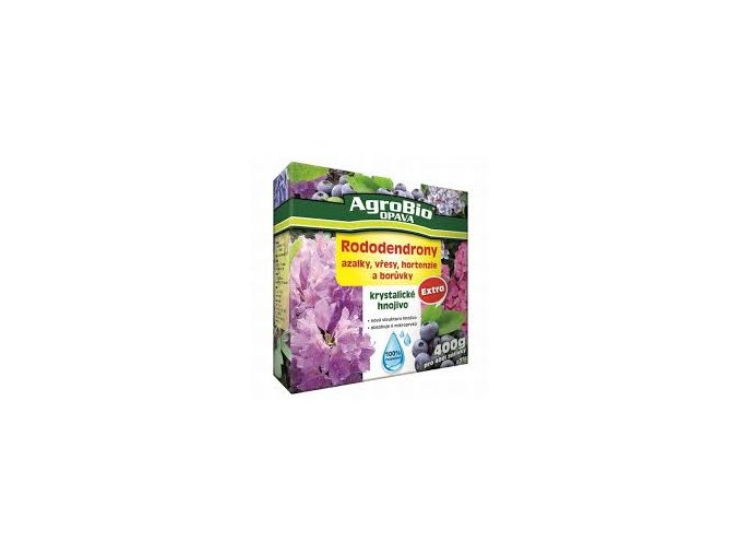 Krystalické hnojivo EXTRA - Rododendrony (400g)