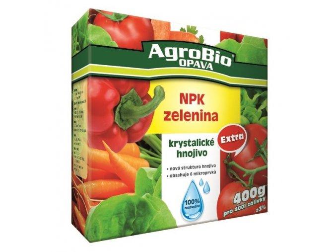 Krystalické hnojivo EXTRA - Zelenina (400g)