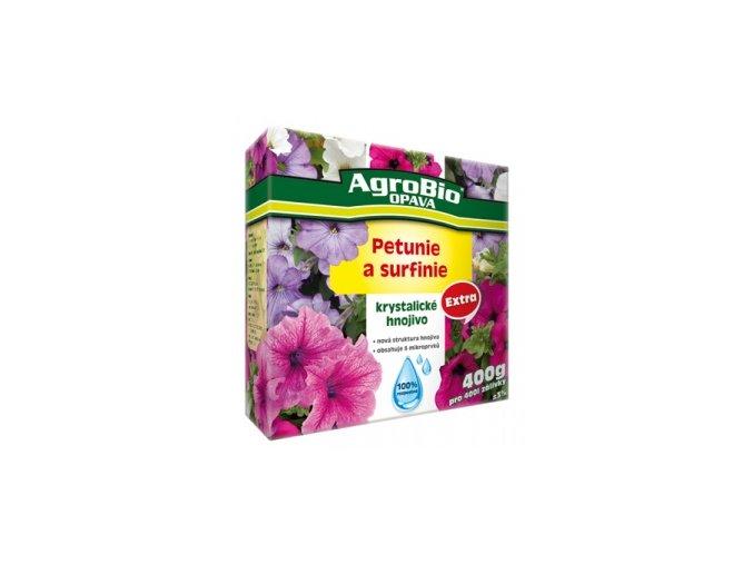 Krystalické hnojivo Extra - Petunie a surfinie (400g)