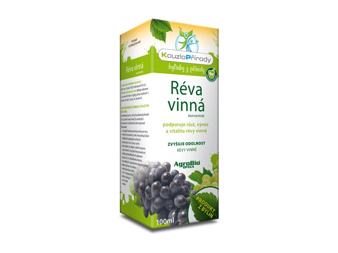 Réva vinná koncentrát 100ml