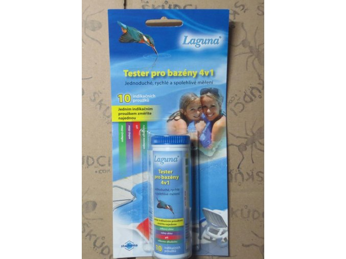 Laguna Tester 4v1
