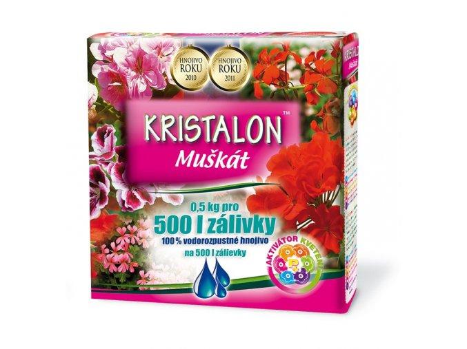 KRISTALON Muškát 0,5 kg