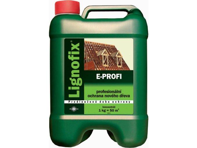 Lignofix E-profi 5kg koncentrát zelený