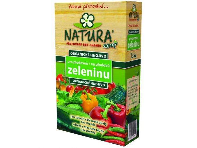 Natura organické hnojivo plodová zelenina (1,5kg)