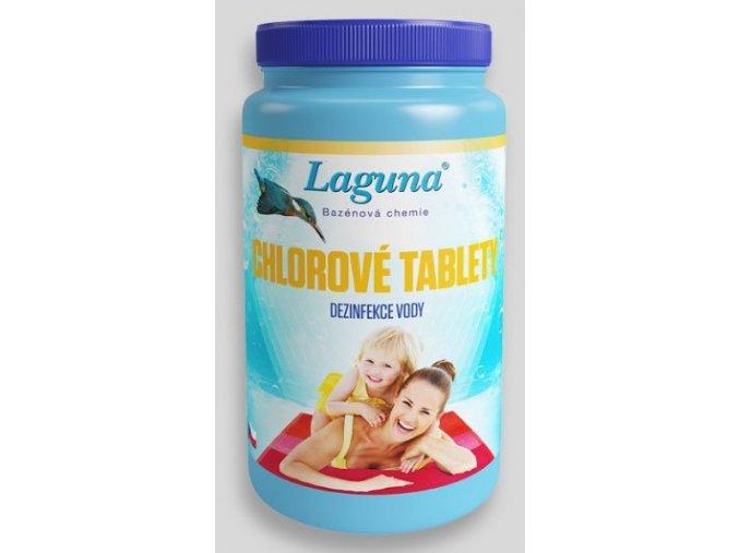 Laguna chlorové tablety (1kg)