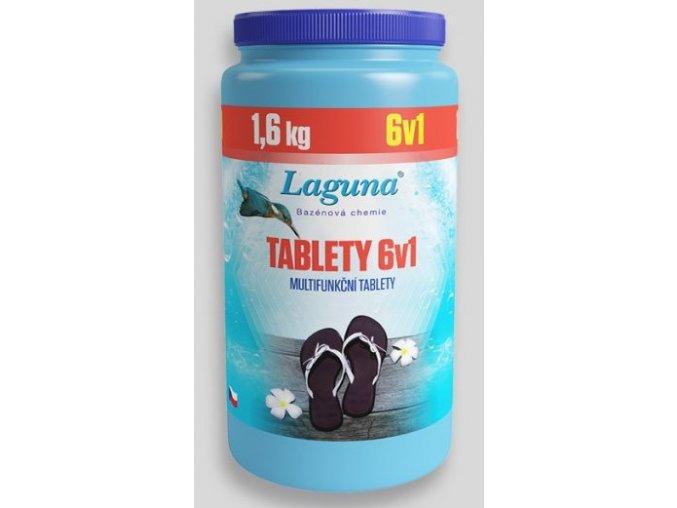 Laguna tablety 6v1 (1,6kg)