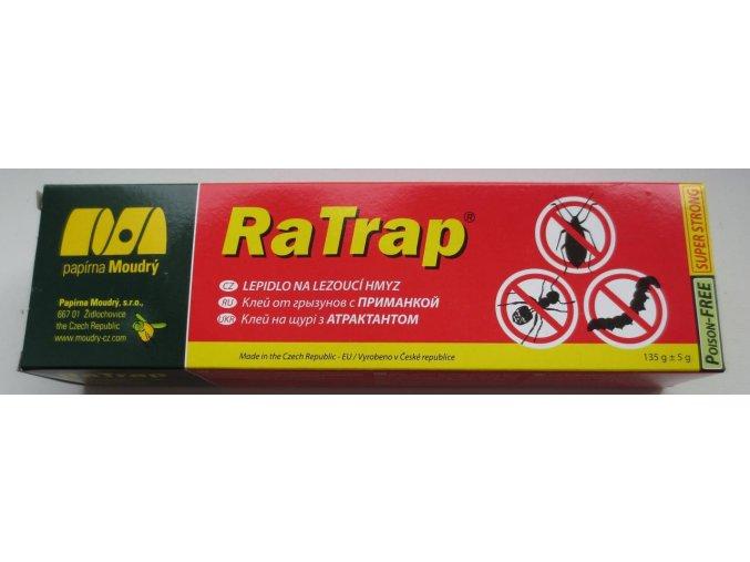 Lepidlo na lezoucí hmyz Ratrap (135g)