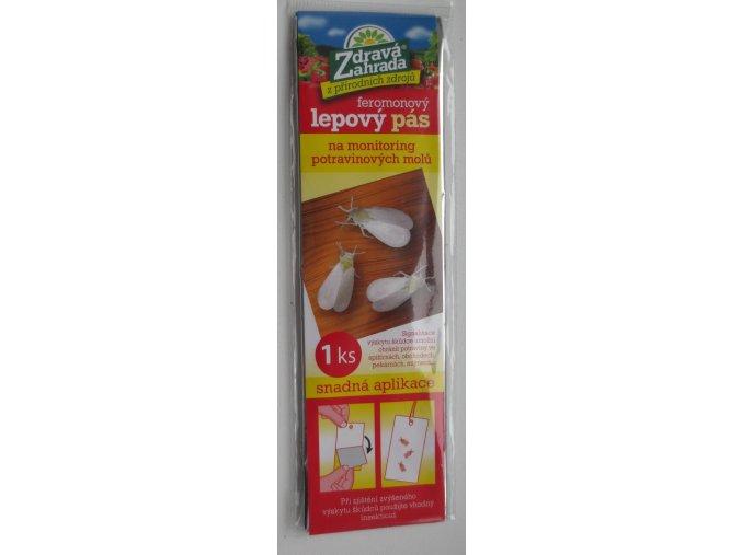 Feromonový lapač potravinových molů (1ks)
