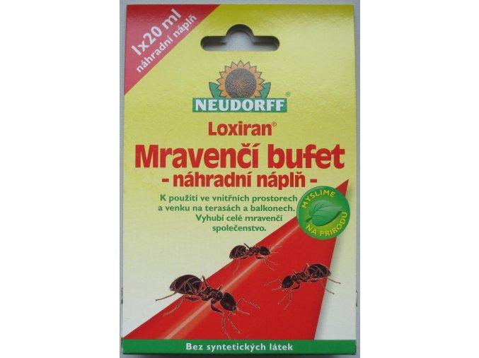Loxiran Mravenčí bufet náhradní náplň (20ml)