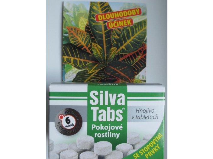 Silva Tabs - tablety pro pokojovky (25ks)