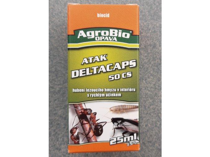Atak Deltacaps 50 CS (25ml)