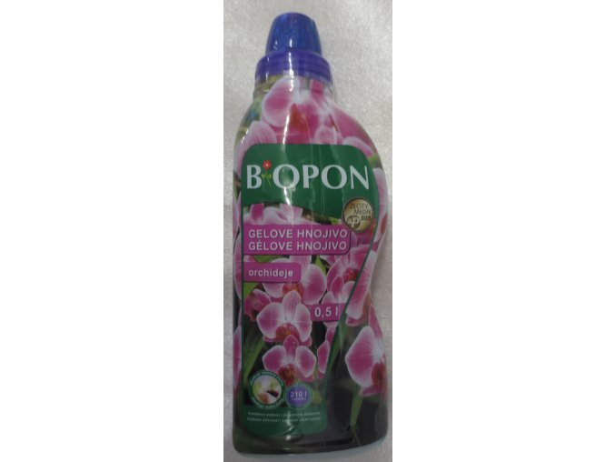 Biopon gelový - orchideje 500ml