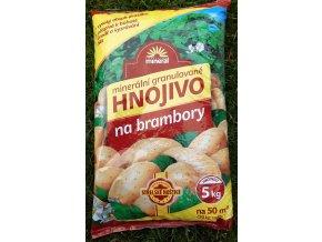 hnojivo pro brambory