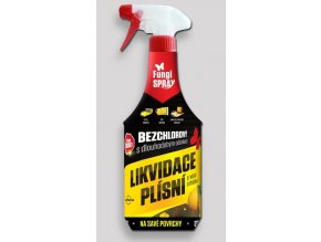 Fungi Spray bezchlorový - citrus (0,75l)