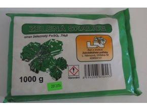 Zelená skalice (1kg)