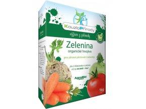 Zelenina org. hnojivo (1kg)