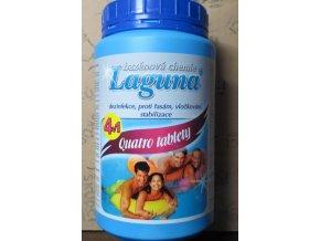 Laguna Quatro tablety 4v1 (1kg)