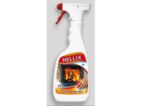 Hellix čistič krbových skel (0,5l)