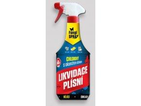 Fungi Spray chlorový - bez vůně(0,5l)