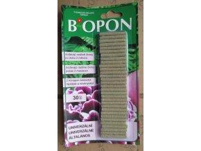 Biopon - tyčinky univerzální (30ks)