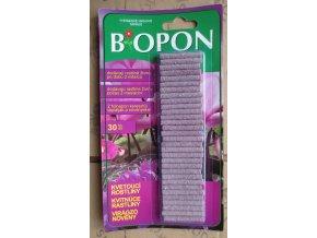 Biopon - tyčinky kvetoucí rostliny (30ks)