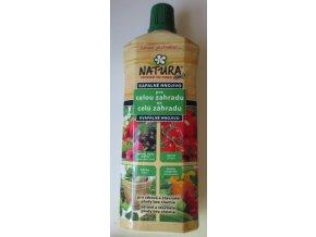 Natura Organické hnojivo celá zahrada (1ltr)