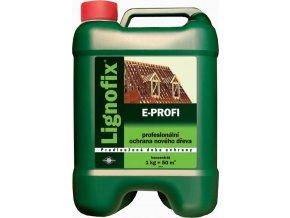 Lignofix E-profi 5kg koncentrát hnědý