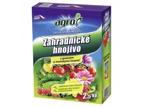 AGRO zahradnické hnojivo (2,5kg)