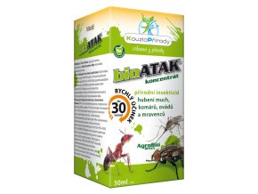 BioATAK koncentrát (50ml)