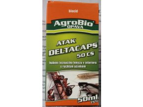 Atak Deltacaps 50 CS (50ml)