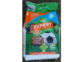Hnojivo trávníkové Expert 10kg