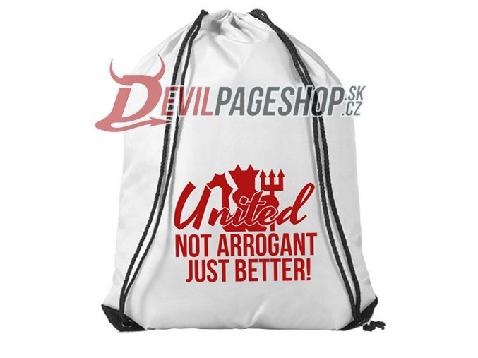 Batoh Not Arrogant Just Better