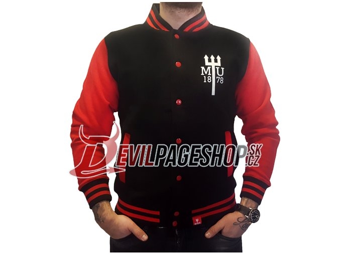 Red Black bomber 01