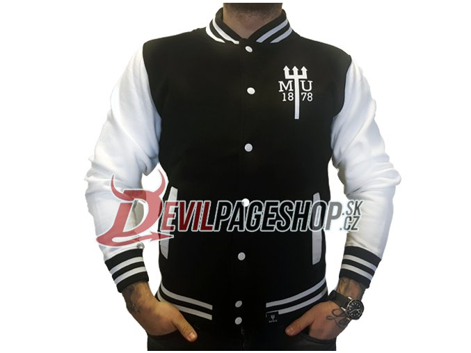 Black White bomber 01