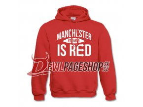 Manchester is Red s kapucnou