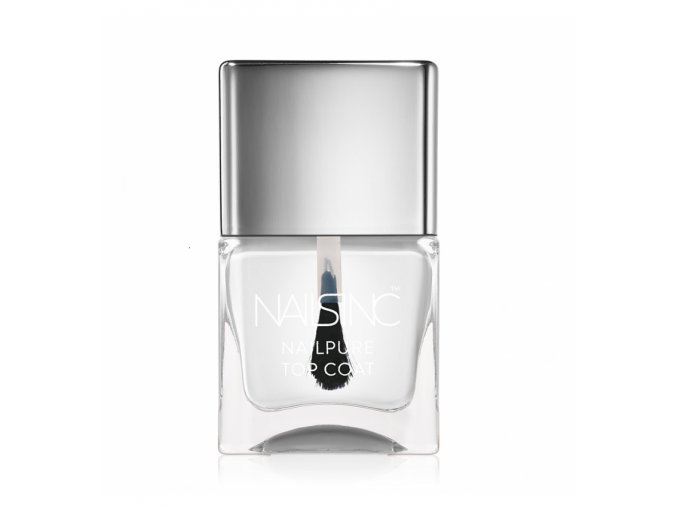 NALS.INC - Long wear top coat  Vrchní lak na nehty