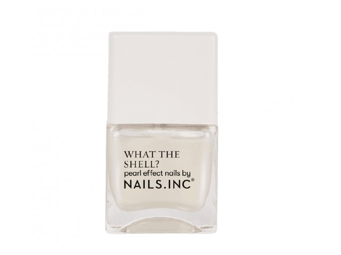 NAILS.INC - World´s your oyster babe  PERLEŤOVÝ LAK NA NEHTY