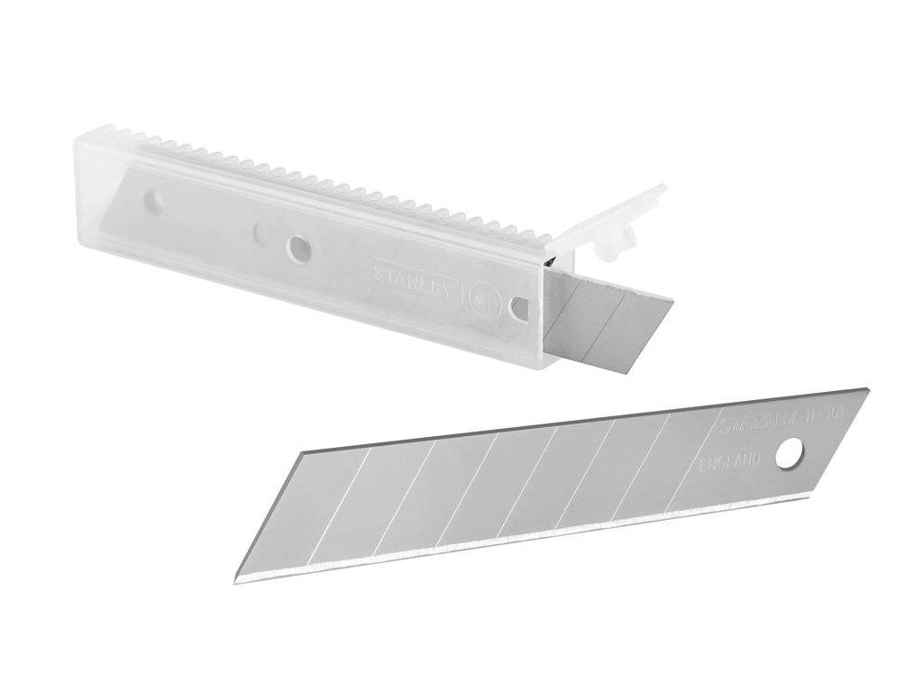 1473(4) 0 11 301 stanley odlamovaci cepel 18 mm 10 ks