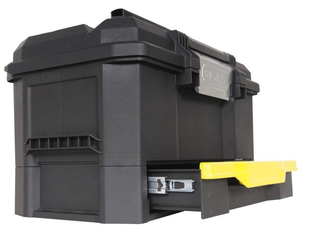 12479 1 70 316 stanley 19 one touch box na naradi se zasuvkou