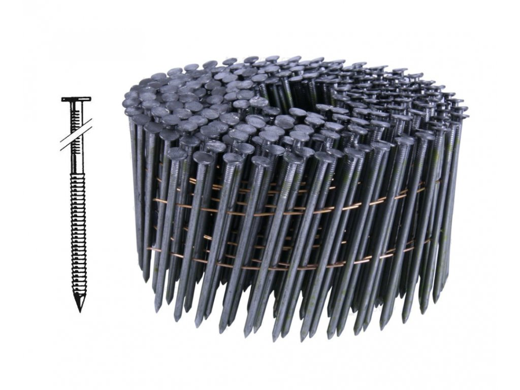 9126 bostitch n100p346r90baq hrebiky konvex ve svitku 3 46 mm do europalet delka 90 mm 4320ks
